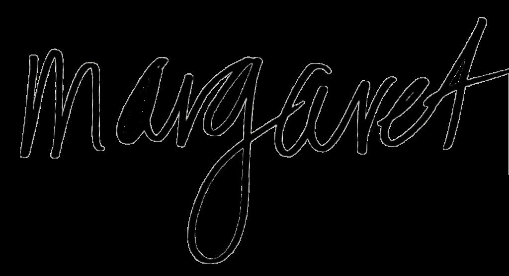 Margaret Signature
