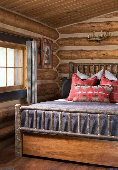 natural-log-wood-bed-frame-log-cabin-big-sky-mt