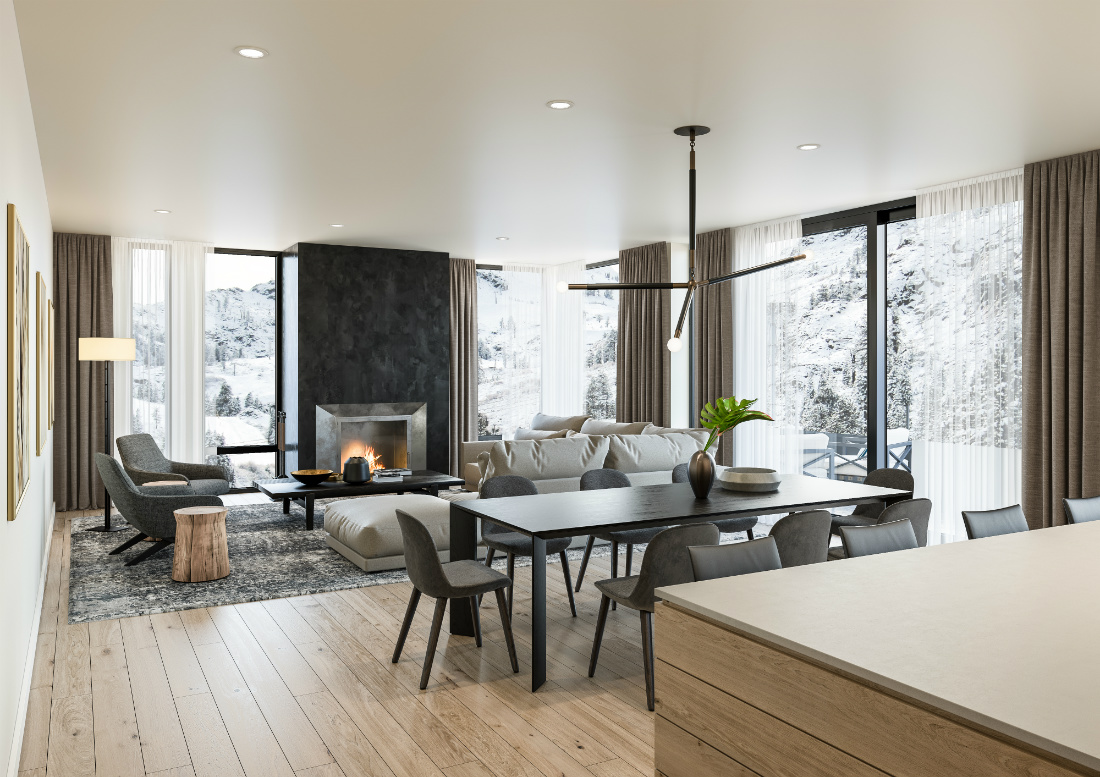 neutral-modern-fireplace-interior-design-living-room-olympic-valley-ca